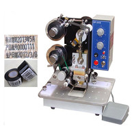 HP 241 Electric Colour Ribbon Coding Date Printer Hot Stamp Printer Machine Date Coder