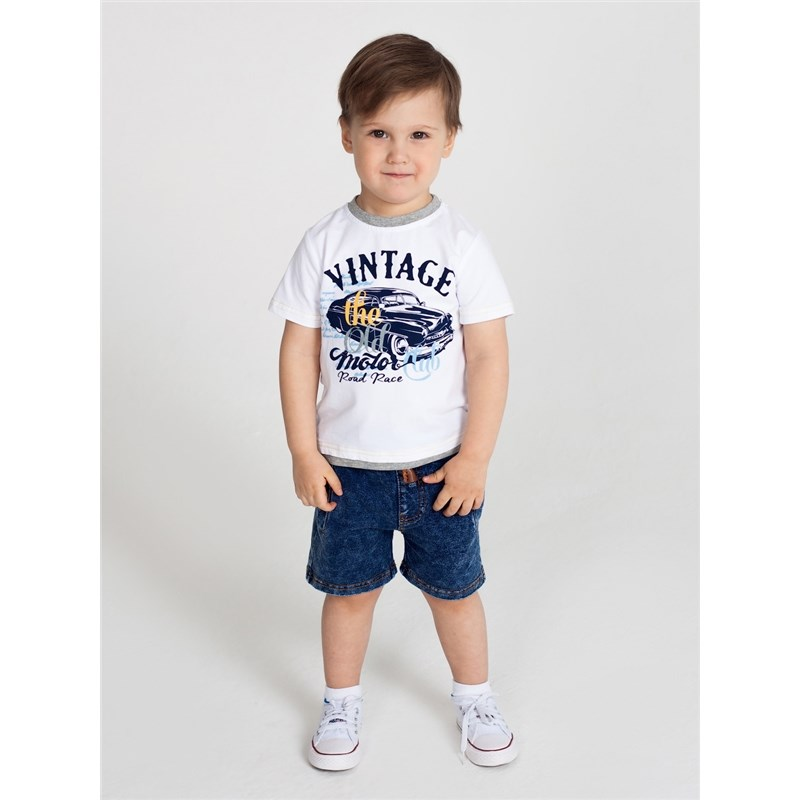 Shorts Sweet Berry Shorts knitted for boys children clothing kid clothes lace up front zip back design shorts