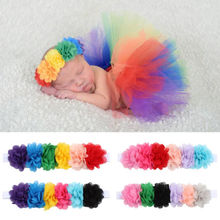 Pudcoco 1PC Kid Girl Baby Toddler Infant Flower Headband Hair Bow Band Hair Accessories