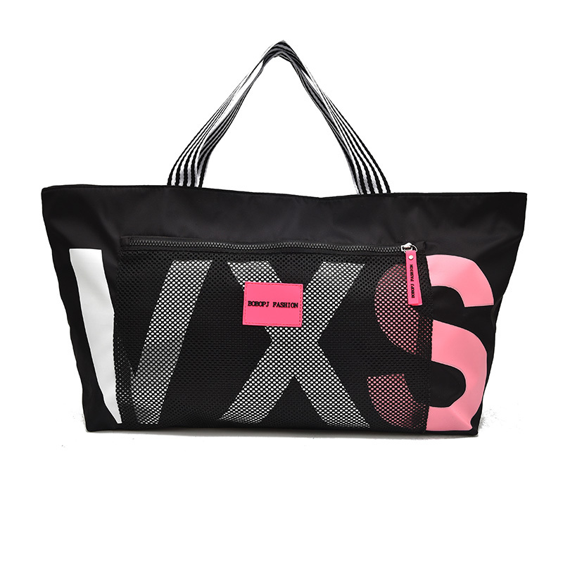 Handbag Luggage Duffel-Bags Waterproof Rest-Weekend Large-Capacity Fashion