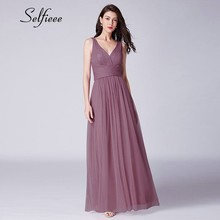 2019 New Fashion A Line V Neck Sleeveless Women Party Dress Robe Femme Elegant Sequined Dress Backless Long Maxi Dress Casual