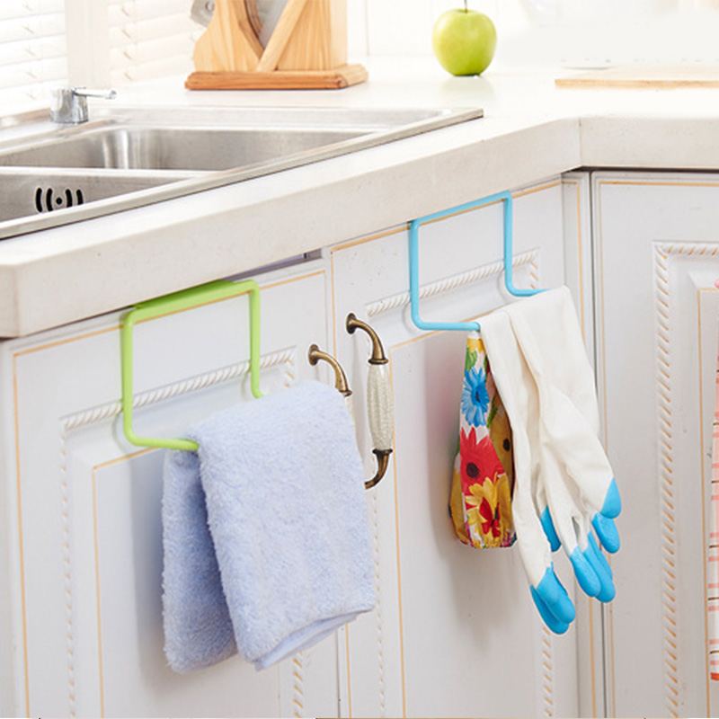 Towel Racks For Bath Kitchen High Quality Towel Rack Hanging Holder Organizer Bathroom Cabinet Cupboard Hanger