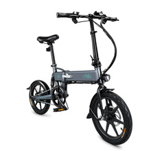FIIDO D2 16 Inch 7.8Ah Folding Electric Bicycle Aluminum Alloy Foldable Portable Electric Bike