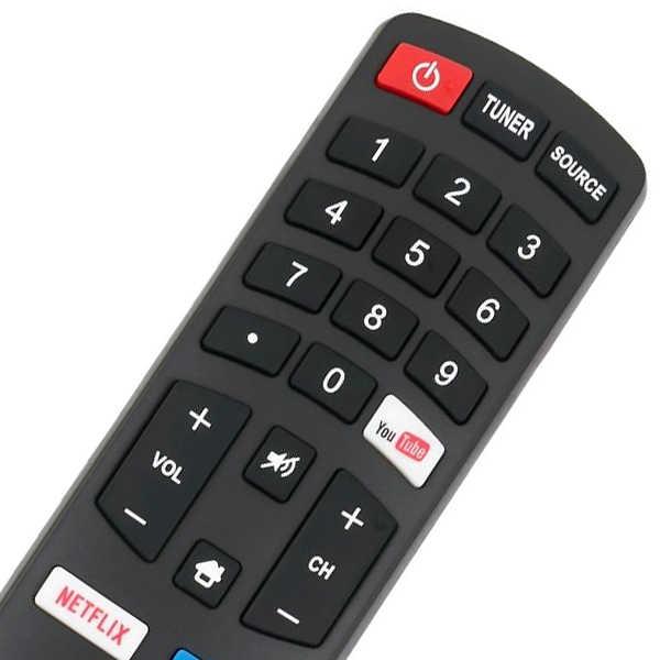 Baru Remote Control RC311S Ganti untuk TCL Smart LED TV LCD 06-531W52-TY01X