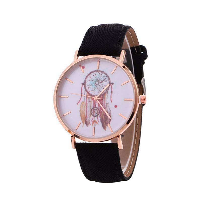 NEW Dreamcatcher Watch Women Retro Cowboy Leather Quartz Wrist Watches Women's Casual Sports Clock Watch Relogio Feminino #LH 3