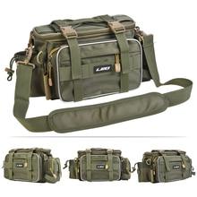 LEO Outdoor Sports Fishing Bag Large Capacity Multifunctiona
