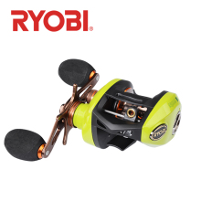RYOBI AQUILA(z) Fishing Reel Baitcasting Reel Right and Left Hand 8 1BB Gear Ratio 6.3:1 Fishing Tackle Carp reel fishing reels
