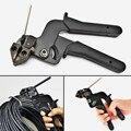 Многофункциональный инструмент для затяжки кабеля из нержавеющей стали  обжимные плоскогубцы  натяжитель  резак  Ручная фиксация кабеля