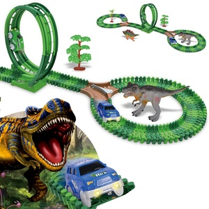 153Pcs Kids Diy Assemble Dinos