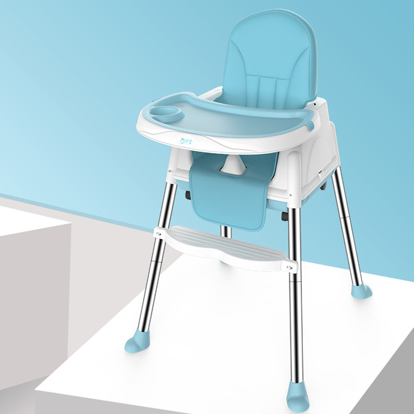 Folding Dinner Chair For Baby Portable Baby Seat Baby Dinner Table Multifunction Adjustable Chairs For Children