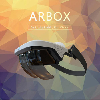 Holographic Effects Smart AR Box Augmented Reality Glasses Helmet 3D Virtual Comfortable 2