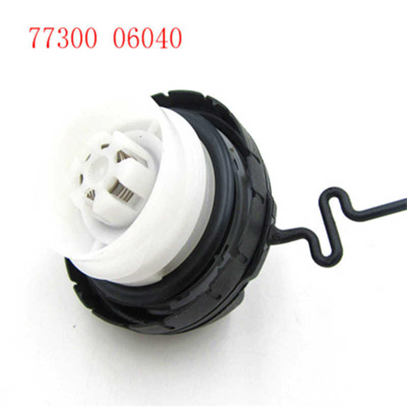 1pcs Fuel Gas Cap Lid Tether Threaded Style For CAMRY TOYOTA 77300-06040 Replacement