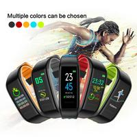 New T30 Heart Rate Health Monitoring Bluetooth Sports Step Wear Information Reminder Waterproof Smart Bracelet