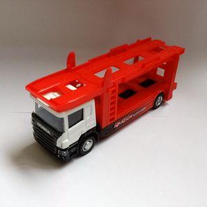 RMZ City/литая под давлением игрушечная модель автомобиля/1:64 весы/Скания дорожный задний автомобиль, седельный тягач/образовательная коллекци...