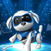 Intelligent Electronic Robot Dog can dance walk talk interactive Electronic Dog Pets toys for children baby kids new year's gift