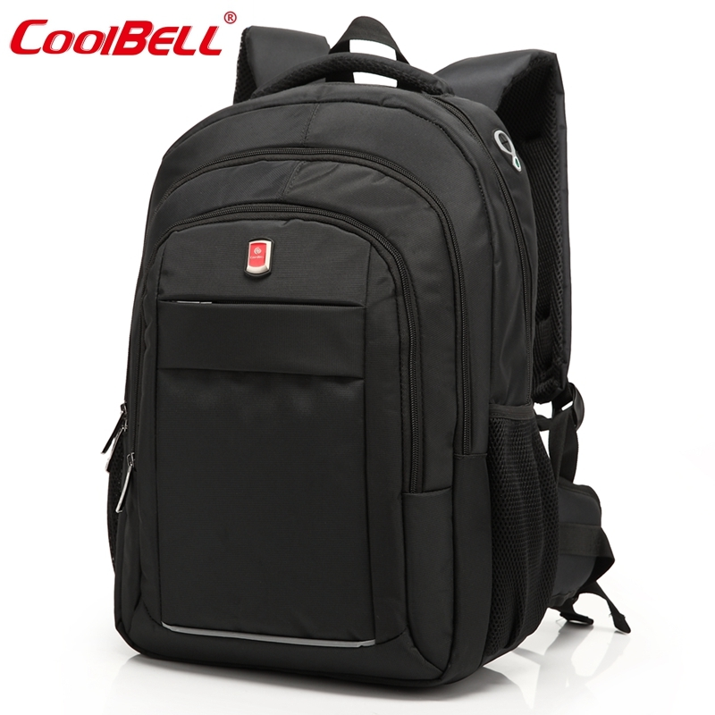 Cool Bell Brand Large Waterproof Bag Backpack 15.6,17.3 inch Business Notebook Bag for Men Women Laptop Computer Backpack 15 17 brand waterproof antitheft multifunction laptop bag backpack men and women for 15 6 notebook business computer notebook bag