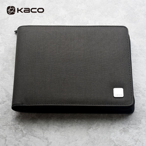 Image 2 - KACO ALIO custodia per penna per 20 penne cerniera custodia per penna warterproof custodia per penna nera Xiomi custodia custodia per matita