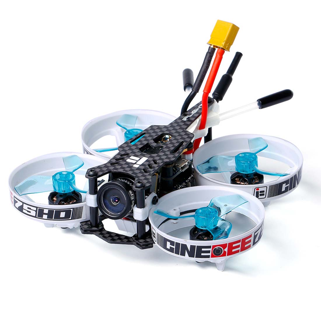 iFlight CineBee 75HD 2-4S Turtle V2 with SucceX F4 FC/iFlight 12A 4 in 1 ESC/SucceX VTX FPV Racing Drone
