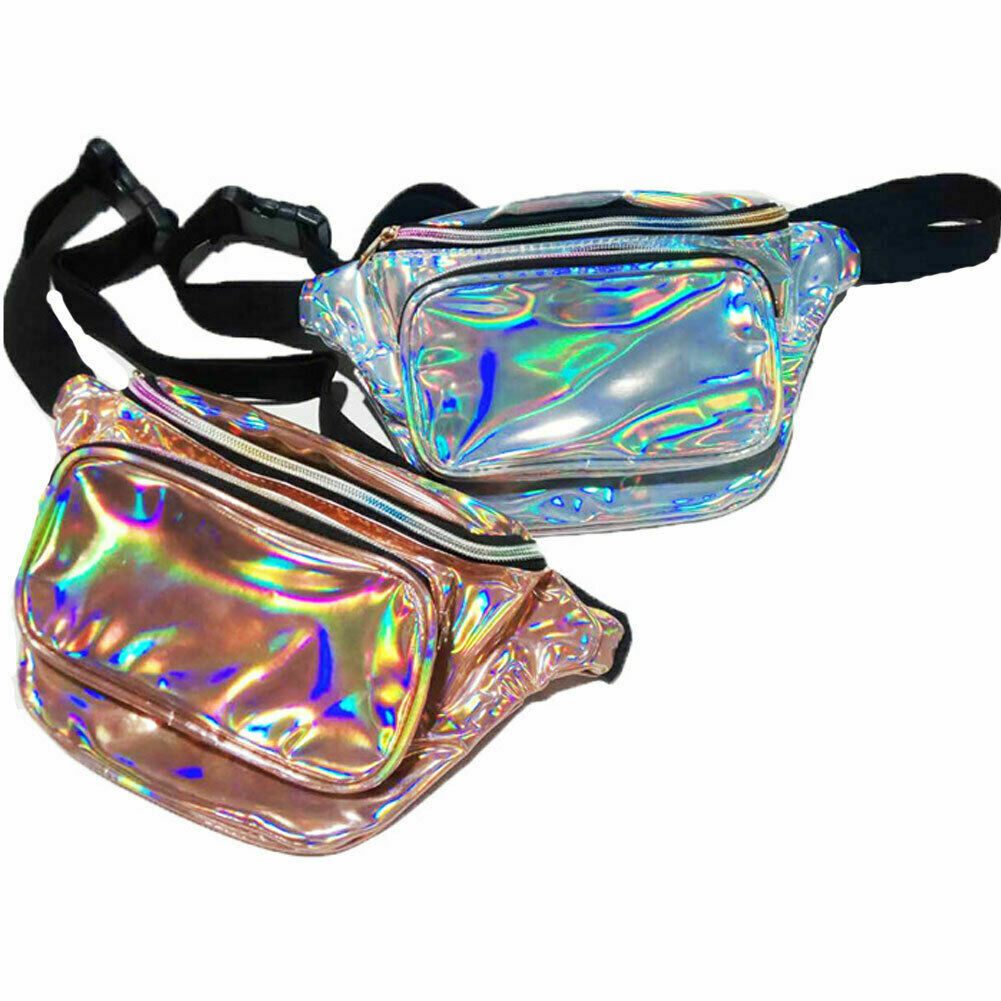 New 2019 Bum Bag Fanny Pack Pouch Travel Waist Festival Money Belt Leather Holiday Wallet