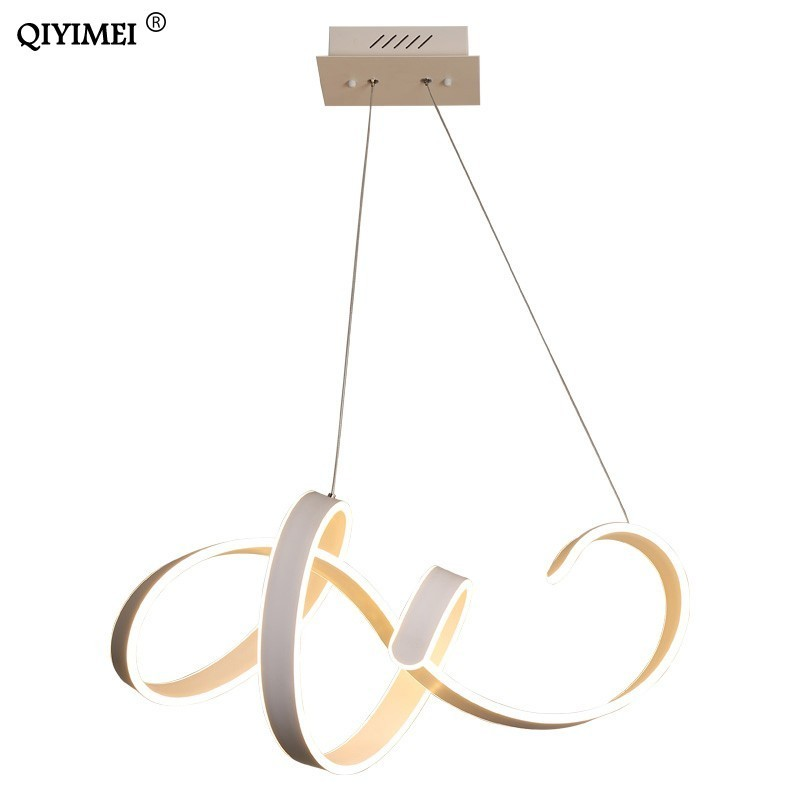 LED Pendant Lights Dimming Pendant Lamps For Dinning kitchen room Suspension Luminaire New Arrival Modern Cord