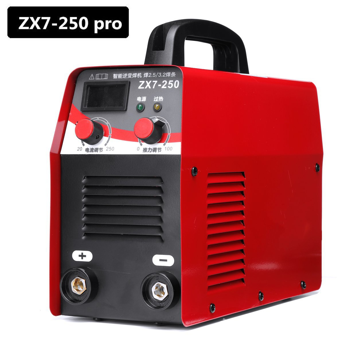 New Arrival 220V 9500W ZX7-250 LCD Display Electric Welding Machine 10-250A Arc/MMA Inverter IGBT Welders Welding WorkingNew Arrival 220V 9500W ZX7-250 LCD Display Electric Welding Machine 10-250A Arc/MMA Inverter IGBT Welders Welding Working