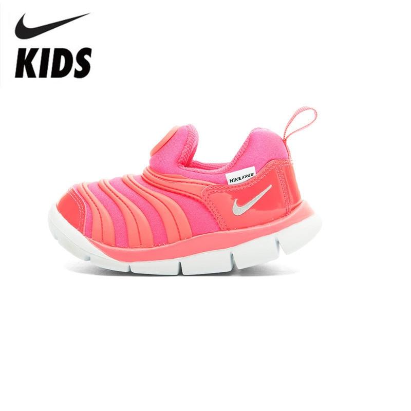 Nike дети оригинальный Новое поступление Детские штатив с пневматическим амортизатором кроссовки удобные спортивные #343938