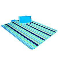 Outdoor Waterproof Beach Blanket Portable Picnic Mat Camping Mat Floor Mattress Outdoor Camping Blanket