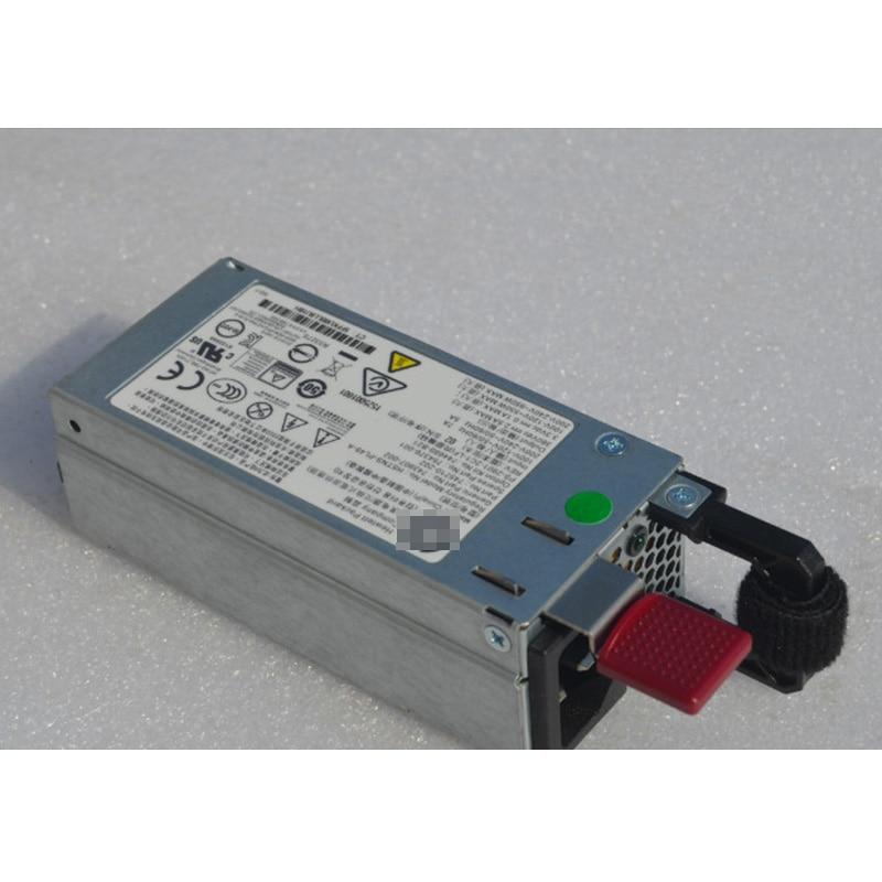 For HP DL180 Gen9 G9 server power supply 744689-B21 754376-001 HSTNS-PL48-A 900W