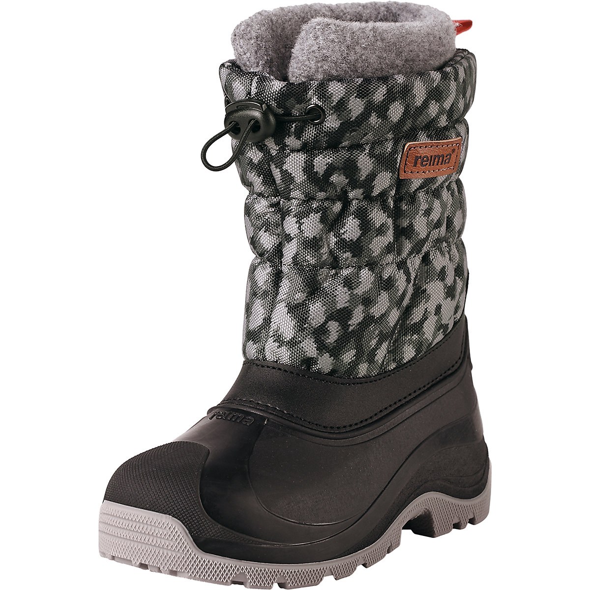 REIMA Boots 8624852 for boys winter boy baby shoes child snow boots male shoes plus velvet child girls big boy baby winter boots ankle boots 2016 winter