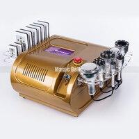 Поставка фабрики RF 40 k кавитация похудения машина жира эффективное ультразвуковое липосакционное оборудование из Кореи