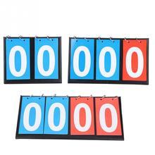 0cffa542b 2 3 4 dígitos Scoreboard Sports Competição Placar Placar de Tênis de Mesa  Badminton