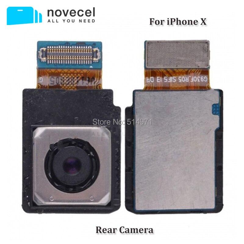 Novecel Back Camera for iPhone X Rear Camera Flex Cable RibbonNovecel Back Camera for iPhone X Rear Camera Flex Cable Ribbon