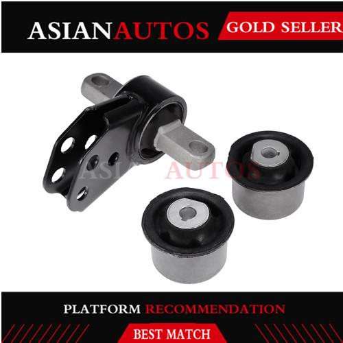52114354AA 52089516AB New Front Differential Mount Set For J-eep Commander 05-10