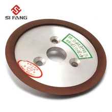 5inch Diamond Grinding Wheel Disc Rotary Abrasive Tools Carbide Metal Steel For Metalworking With Three Holes 150/240# 25MM Bore