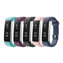 ID130 relógio inteligente Bluetooth relógio Inteligente para Telefones Android IOS Smartwatch Chamada SMS Cronômetro dos homens e das mulheres Pulseira