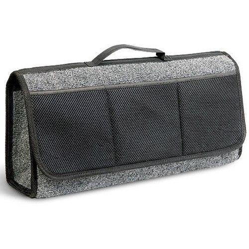 Organizer Bag trunk Автопрофи ORG-20 GY-80 TRAVEL gray 50*13*20 cm braid автопрофи sam 200 gy 80 m genuine leather thread needle gray