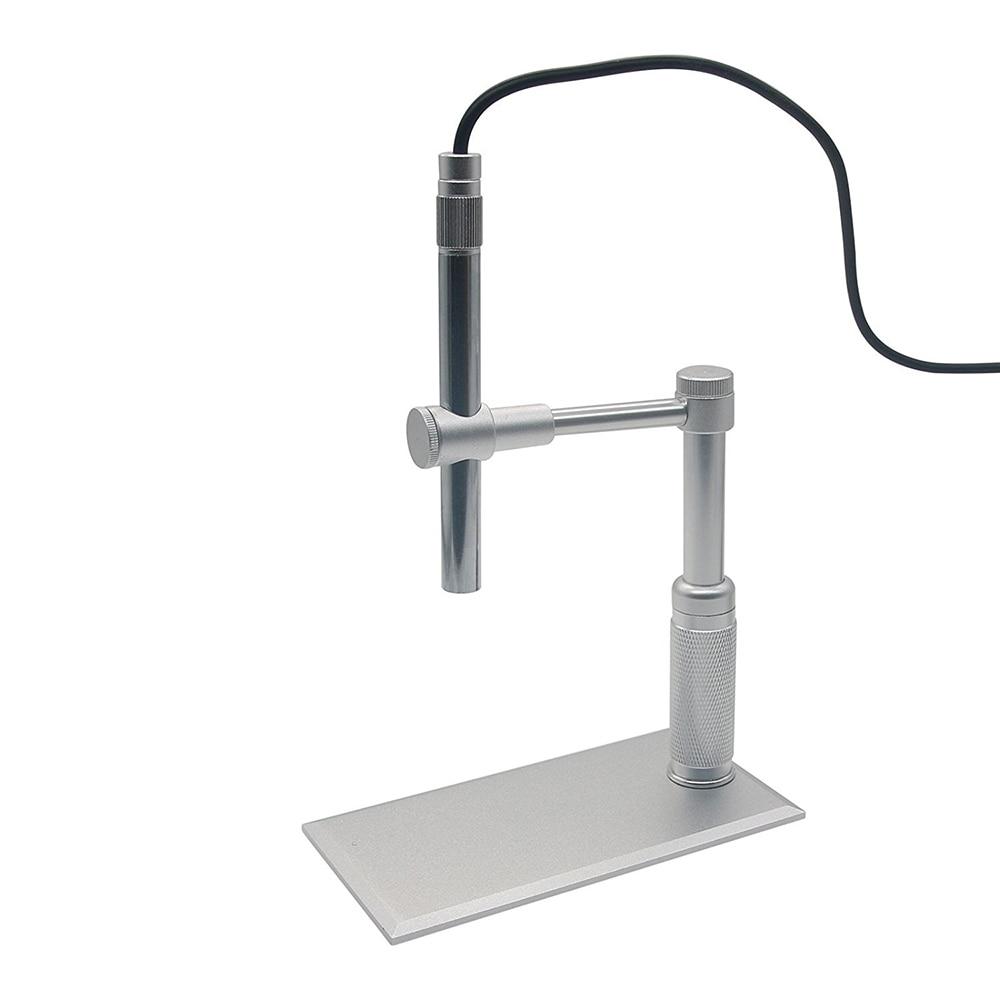 Andonstar 500X 8LED 2MP USB Microscópio Digital de Vídeo Webcam Magnifier Suporte Da Câmara