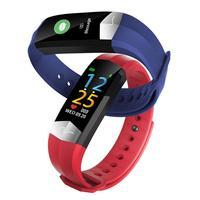 New Hot Multifunction Waterproof Heart Rate Tracker ECG+PPG IP67 Smart Watch Apps Big Data Cloud Service ECG Smart Bracelet
