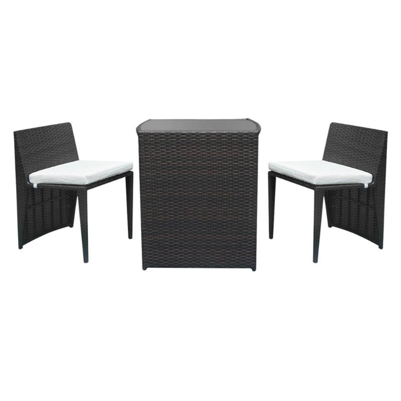 Fantastic Us 163 76 36 Off 2Pcs Chairs 1 Bar Table Outdoor Modern Dessert Shop Cafe Rattan Sofa Set In Garden Sets From Furniture On Aliexpress Uwap Interior Chair Design Uwaporg