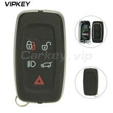 Remotekey AH22-15K601-AD 5 button 434Mhz smart key for Landrover Range Rover Sport LR4 2010 2011 2012 remtekey ah22 15k601 ad 434mhz 5 button auto smart key for landrover range rover sport lr4 2010 2011 2012