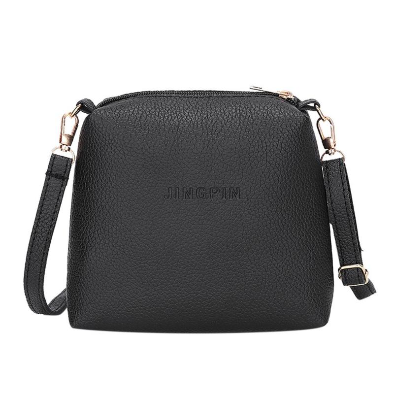6d1e296f23 Γυναικείεs Τσάντες Fashion Ladies Small CRossbody Handbags Portable Casual  Simple Bags Women PU Leather Mini Shoulder Bags Pure Messenger Bags
