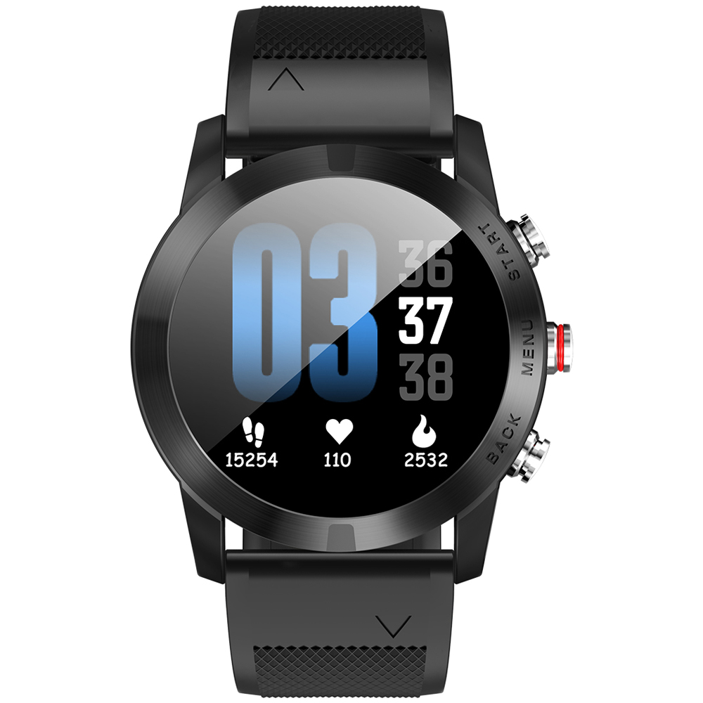 Digital Watches S10 Men Smart Watch Ip68 Waterproof Watch Bluetooth 4.2 Wristwatch Heart Rate Monitoring Compass Sport Bracelet For Android Ios
