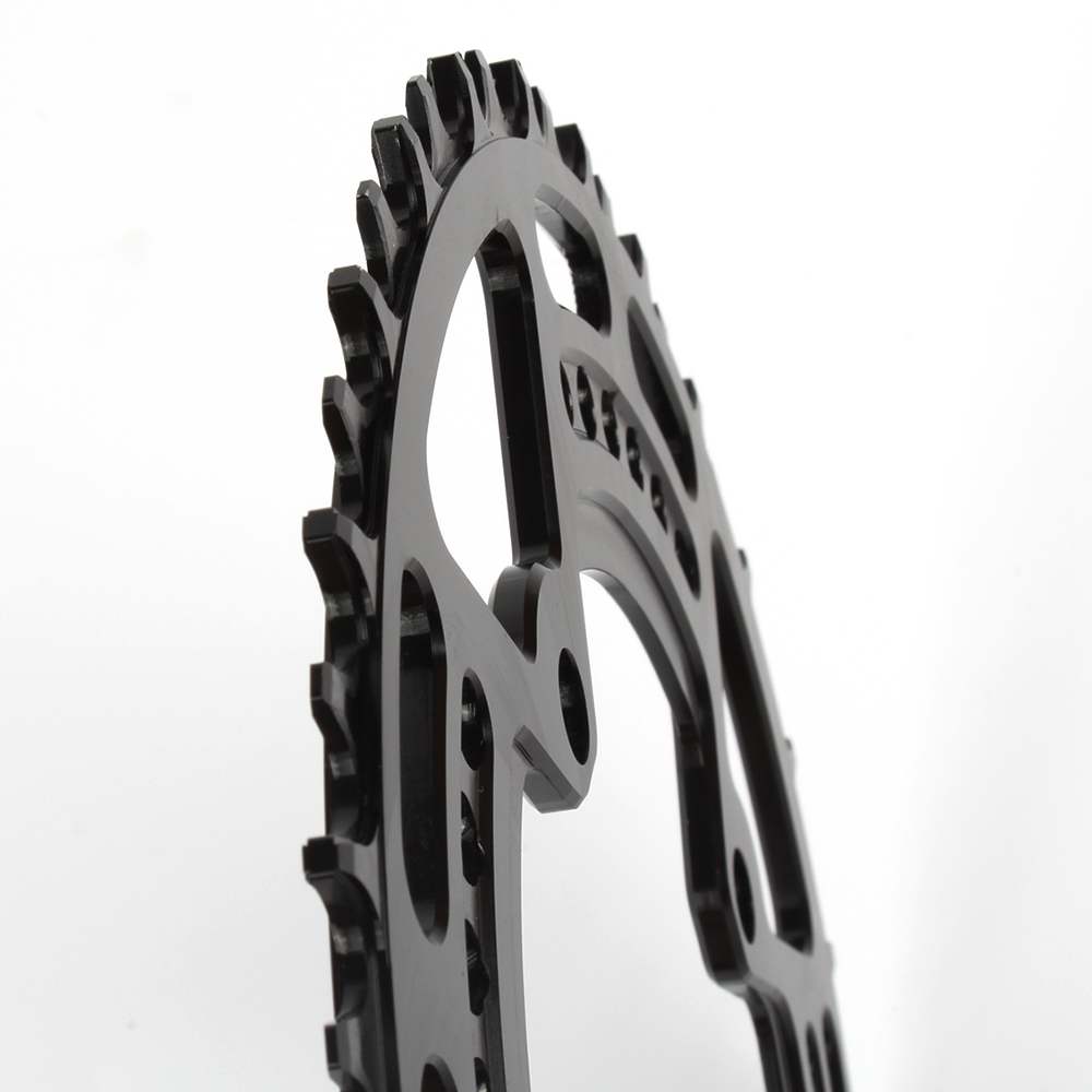 Image 3 - Bike Chainring 104BCD Mountain Bike Single Chain Ring Disc Narrow Wide Chainring 44T / 46T / 48T / 50T / 52T-in Bicycle Crank & Chainwheel from Sports & Entertainment