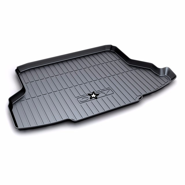 Maletero Coche Car-styling Trunk Mat Automobile Cargo Liner FOR Honda Accord City Civic Crider CRV Fit Jade Spirior Vezel XR-V