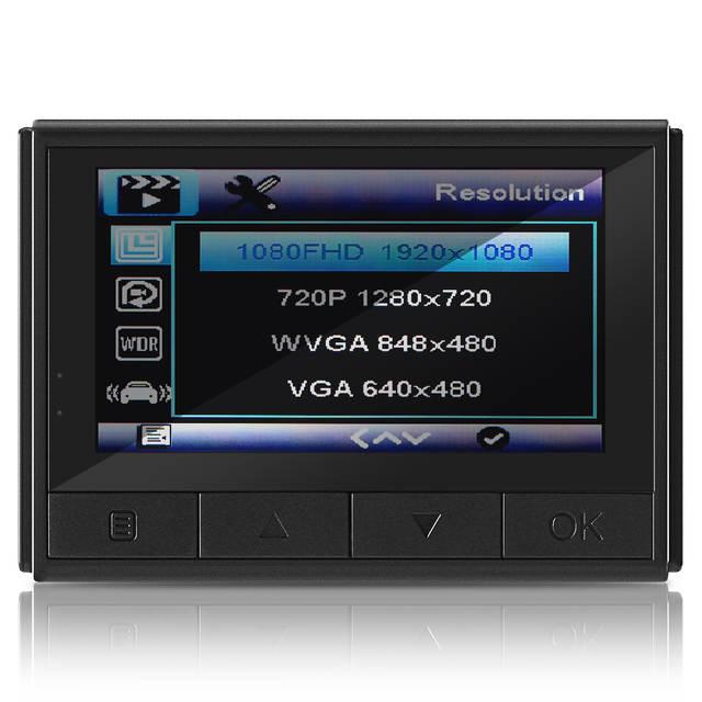 US $50 26 7% OFF|Alfawise G70 Car DVR Dash Cam FHD 1080P Video Recording  DA380 wifi dvr App Real Time Control Dash Camera NOVATEK 96658 G sensor-in
