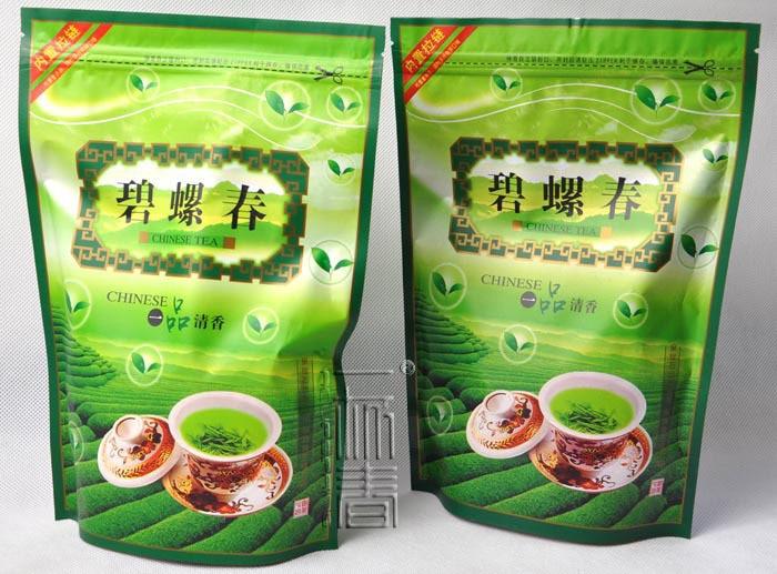 GroßZüGig China Hohe Berge Bio Biluochun Tee Aa 250 Gr/beutel Grün Tee Chinesischen Hohe Moutain Bi Luo Chun Tee