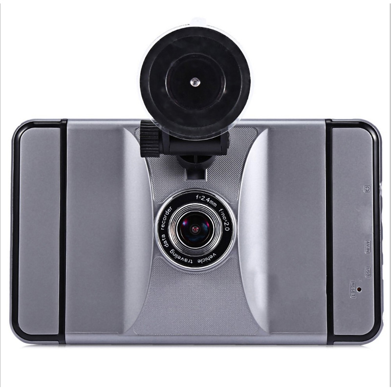 NEW-7 Inch Android 4.4 Car Dvr Camera Capacitive Screen Hd 1080P Bluetooth Wifi Mp4 Multimedia Player Gps Navigator