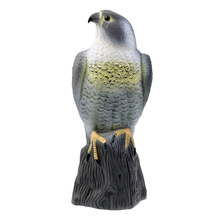 Lifelike 3D PE Eagle Hunting Decoy Hunting Lure- Bird Pigeon Scarer Scarecrow Garden Home Patio Balcony Ornament Hunting pigeon flapper pigeon decoy magnet flapper 12v machine real pigeon flapper for hunting free shipping