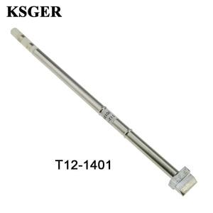 Image 5 - KSGER T12 1401 1402 1403 STM32 OLED/LED Stazione di Saldatura FAI DA TE di Saldatura Punta di Saldatura di Ferro Per FX951 Hand8S Fondere lo Stagno strumenti di riparazione