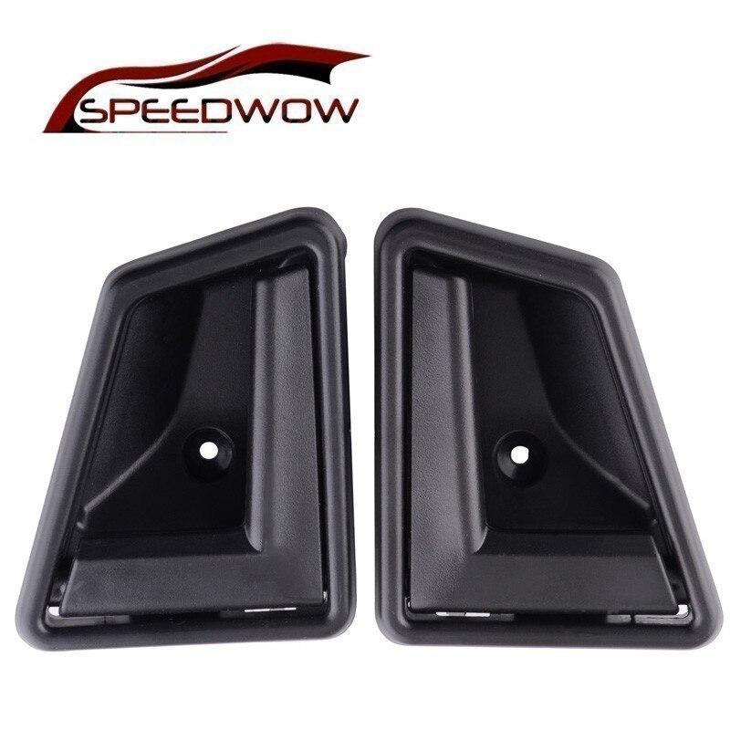 SPEEDWOW Ön Arka Sağ ve Sol İç İç İç Kapı Kolları Suzuki Sidekick Geo Tracker 1991-1998 Vitara 1988-1999